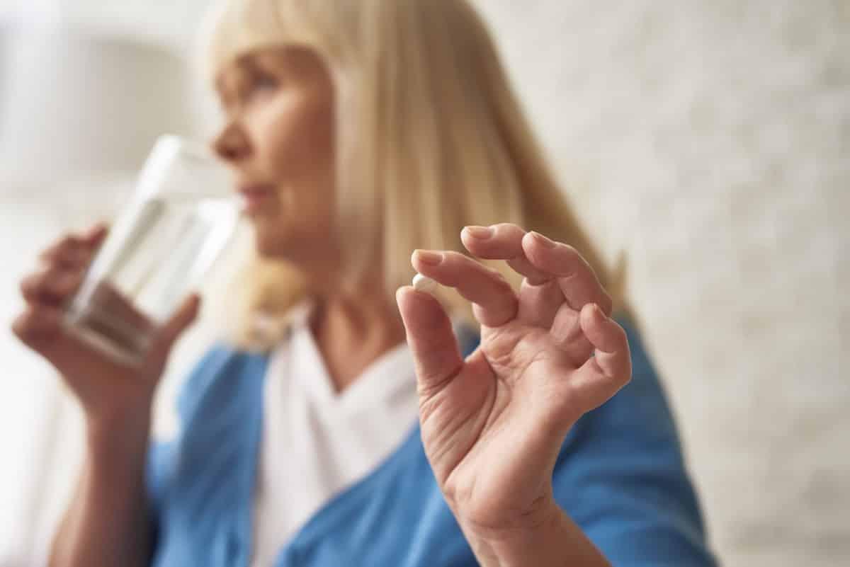 Voedingssupplementen voor senioren