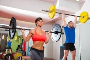 Voeding spieren opbouwen