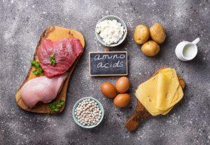 Essentiële aminozuren gezondheidsvoordelen