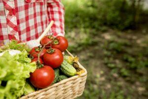 Groenten en fruit eten