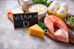 Overgang en vitamine D