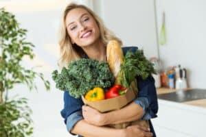 Eet jezelf gelukkig met gezonde voeding