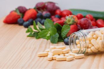 Multivitaminen tegen een vitaminetekort